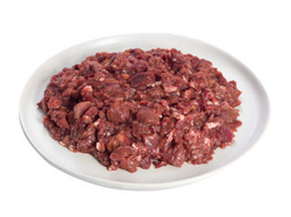Heart Mince 1 Kg Bag (Cats)